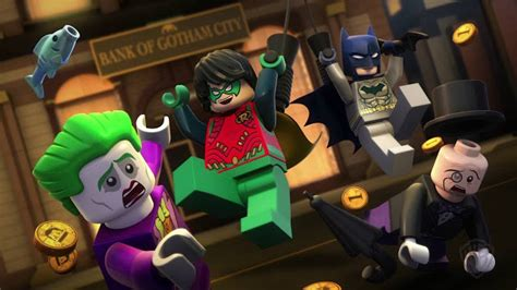 film kartun anak lego lego dc comics super heroes justice league gotham city