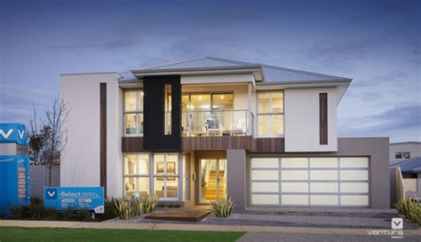 Floor Plans With No Dining Room by Contemporary Modern Double Storey House Home Design