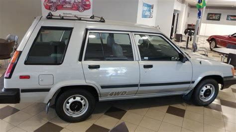 1985 Toyota Mpg 1985 Toyota Tercel For Sale Toyota Tercel 1985 For