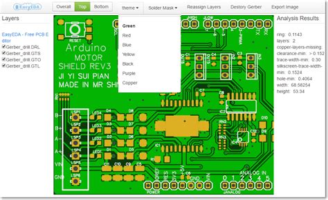home business of pcb cad design services easyeda s free and online gerber viewer electronics lab