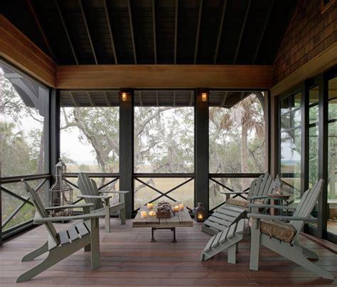 Screen Porch Windows Decor Magnificent Screened In Porch Decorating Ideas Small Screened In Porch Decorating Ideas Hgtv