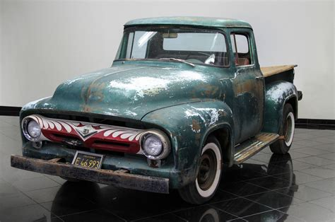 Auto Roth by Los Angeles Car Dealer Locates Ford F 100 Owned By Ed Roth