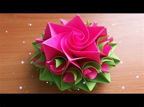 how to make paper flowers for cards diy handmade crafts how to make amazing paper