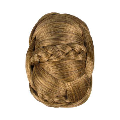 bhd wedding jessica simpson hairdo chignon clip in bun jessica simpson hairdo braided chignon clip in on bun hair