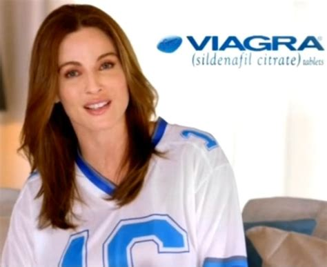 viagra commercial actress brunette name football jersey viagra ad pairs and spares