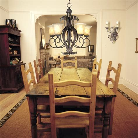 Chandelier Height From Table Dining Table Chandelier Height Home Design Ideas
