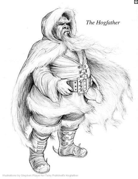 by terry pratchett hogfather 73 best images about discworld art on pinterest geek art