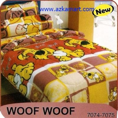 Bed Cover My Kartun bed cover my toko selimut sprei bedcover murah