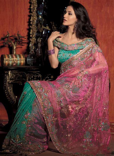 how to drape a heavy saree the world is not enough chiffon saree with heavy zari