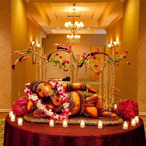 hindu decorations for home roots of lotus