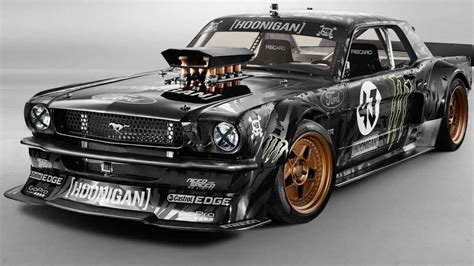 hoonigan cars real life just a regular joe filling up the tank formula1