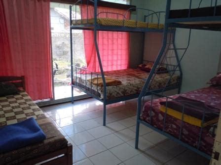 Ranjang Anak2 sewa villa di kung brasco