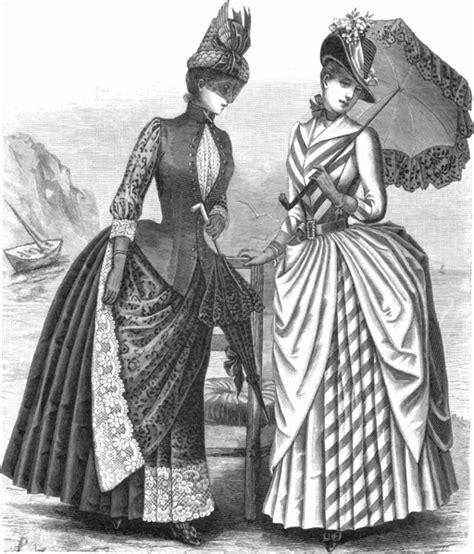 victorian time the birth and death of the victorian bustle an apologia