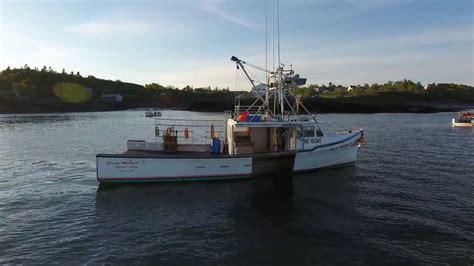 lobster boat videos ocean warrior lobster boat youtube