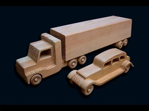 legacy cnc    wooden toy truck youtube
