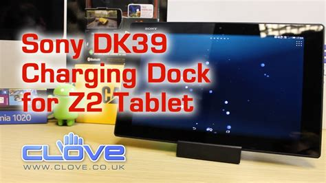 Sony Magnetic Charging Dock Dk39 For Xperia Z2 Tablet Original sony dk39 magnetic charging dock xperia z2 tablet