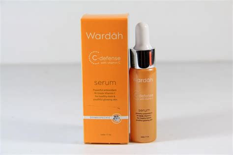 Wardah C Defense Serum toko kosmetik dan bodyshop 187 archive wardah c