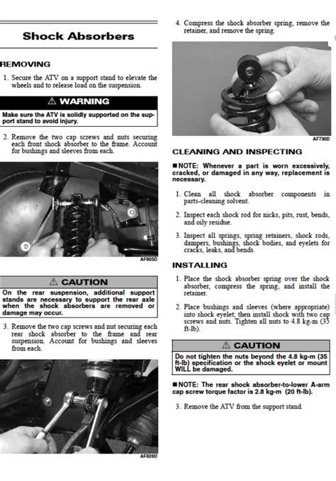 2010 Arctic Cat 150 Atv Service Amp Repair Manual Download