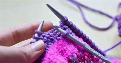 how to fix a dropped knit stitch how to fix a dropped knit stitch