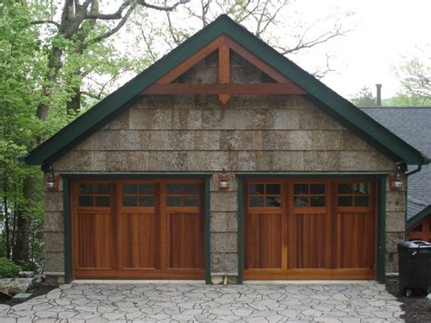 rustic garage rustic lake house exterior garage