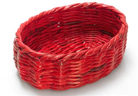 Basket With Paper - paper basket diy ideas corner