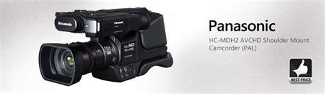 Cashback Panasonic Camcorder Hc Mdh2 Hc Mdh2 Datascript panasonic hc mdh2 avchd shoulder mount camcorder pal a6848 ebay