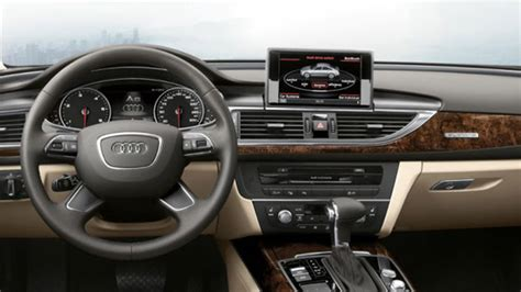 Audi A6 Mmi Radio Plus by Audi Customers Score Siriusxm Traffic On Select 2013