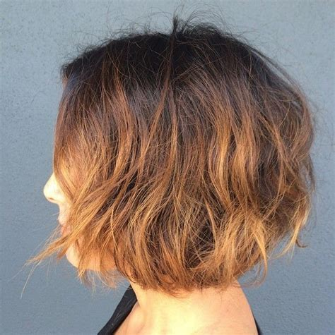 textured shoulder length hair 21 textured choppy bob hairstyles short shoulder length