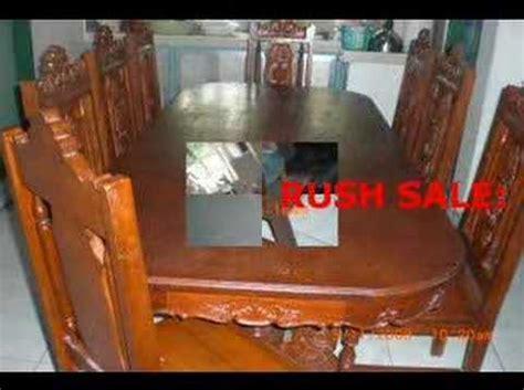 9 Pcs Dining Room Set dining set already sold sala set still available