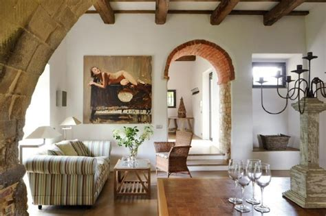 italy home decor transition of a fortified italian farmhouse
