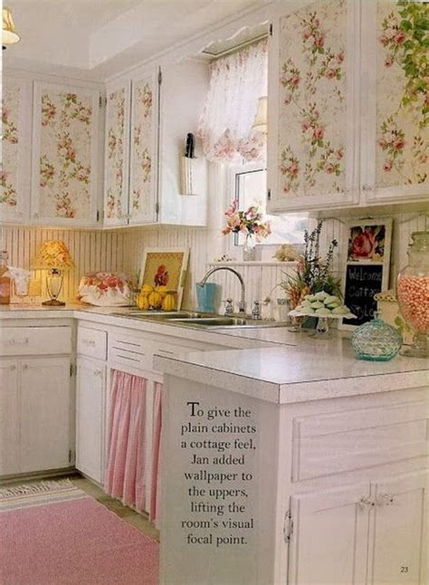 shabby chic kitchen furniture awesome shabby chic kitchen designs noted list