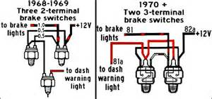 Dual Circuit Brake System Warning Light Thesamba View Topic Brake Mc Switches