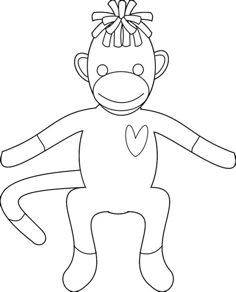 sock coloring pages get this chibi coloring pages free to print nu02m