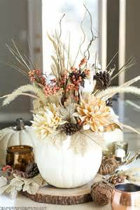 table centerpieces 65 awesome pumpkin centerpieces for fall and