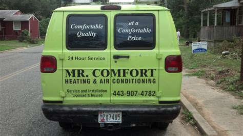 Mr Comfort by Air Conditioning Repair Maintenance In Maryland Mr