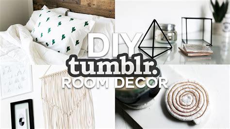 diy home decor tumblr diy tumblr inspired room decor minimal simple 2016