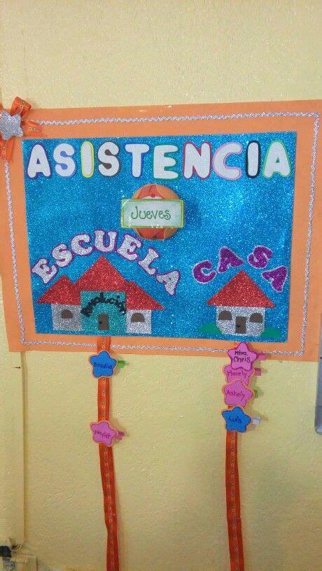control de asistencia para kinder control de asistencia decoracion aula pinterest