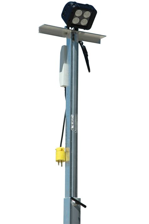 Portable Light Towers by Magnalight Announces Addition Of Heavy Duty Portable