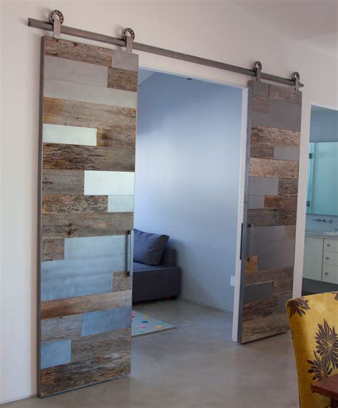 designed and built by patina yard contemporary sliding barn doors barn door ideas