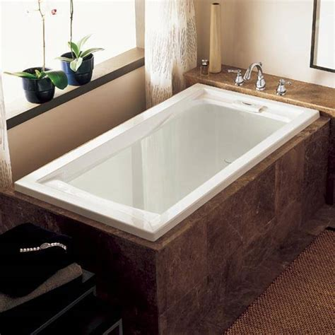 evolution   deep soak bathtub american standard