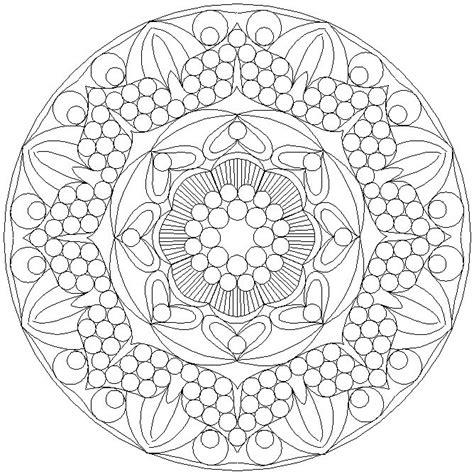 challenging mandala coloring pages mandala2 gif 668 215 668 coloring pages