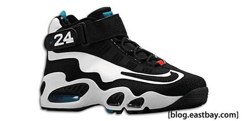 griffey jr 24 nikes 90s sports swag nu