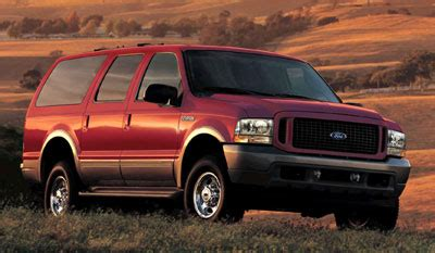 2004 ford excursion review