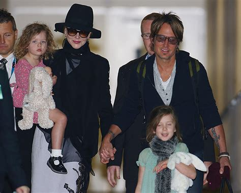 keith urban cancels gig after wife nicole kidman kidman praises keith for being quot rock quot in