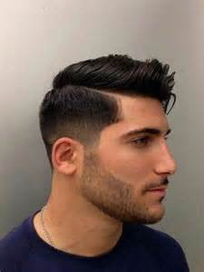 side haircuts mens side part haircut