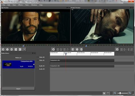 videolan tutorial videolan movie creator 0 2 0 pre alpha
