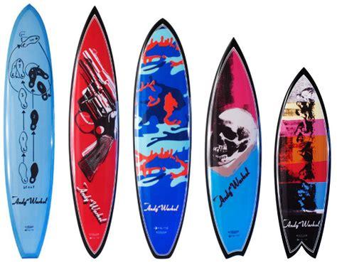 tavole da kitesurf tavole da surf warhol style artribune