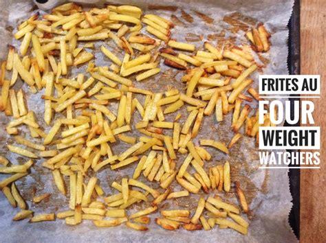 Frites Au Thermomix by Frites Au Four Ww Recettes De Cuisine Avec Thermomix Ou Pas