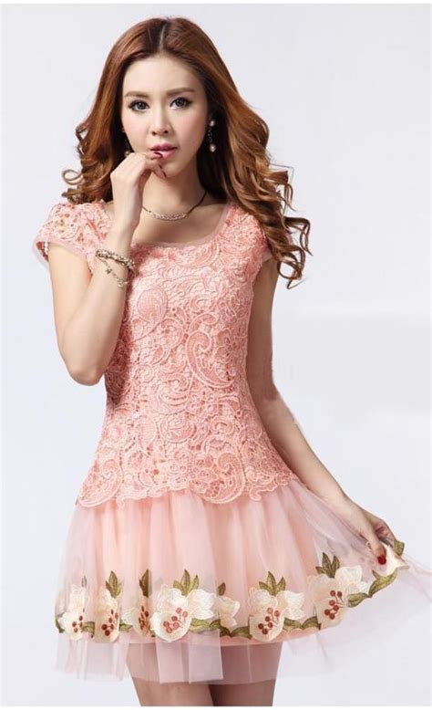 Princess Dress Brokat dress import korea hitam cantik dress import korea hitam