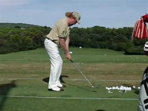 miguel angel jimenez golf swing miguel angel jimenez slow motion golf swing iron tl 2011